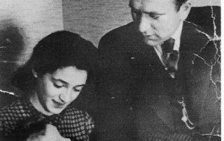1941, Ellen Hoffmann, Arthur en Anneke