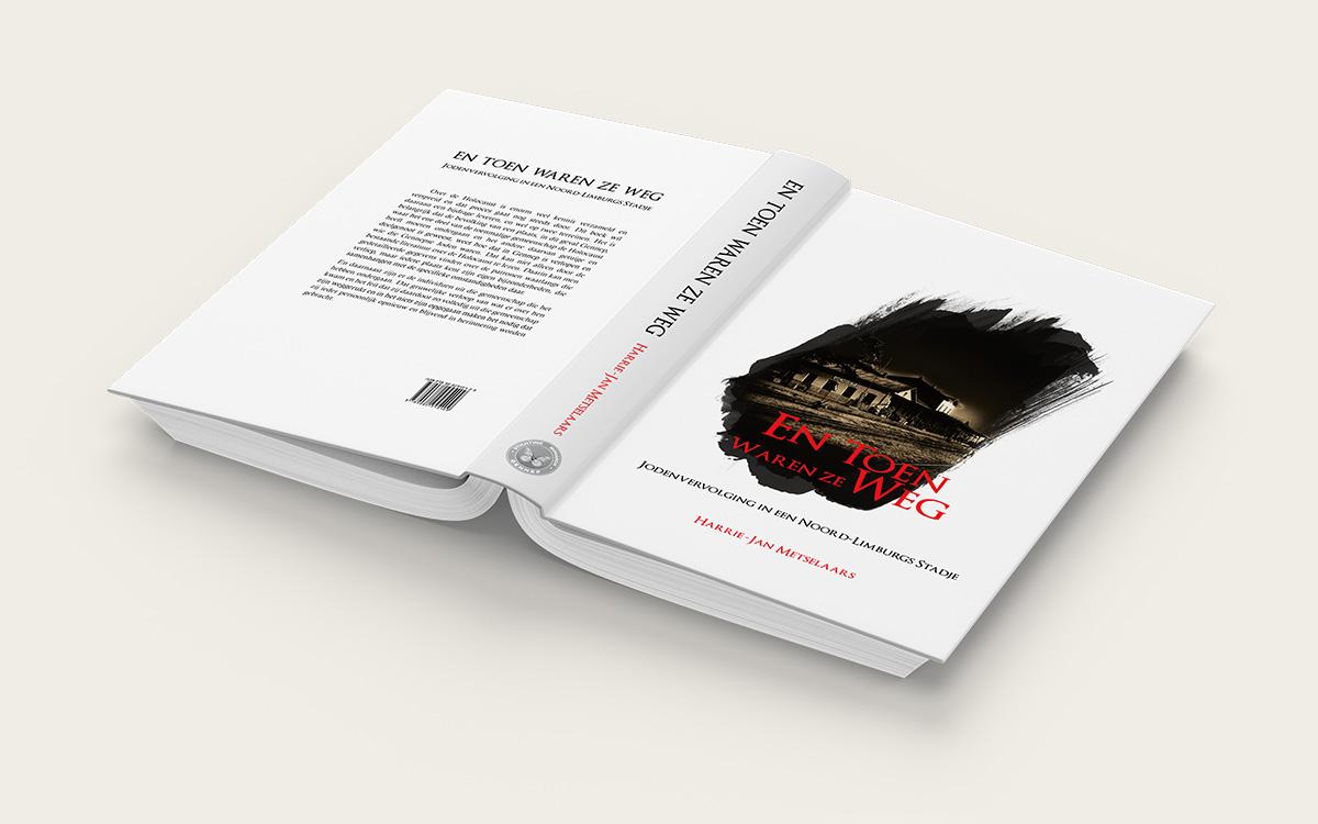 """Op 23 november verschijnt het boek """"En toen waren ze weg – Jodenvervolging in een Noord-Limburgs stadje """""""